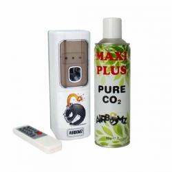 Air Bomz PURE Co2 - Co2 dispenser + refill (60g)