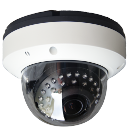 IP66 FullHD Outdoor Analog Dome Camera with IR