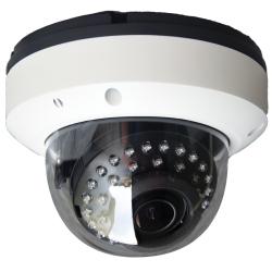 Telecamera Dome Analogica da Esterno IP66 FullHD con IR