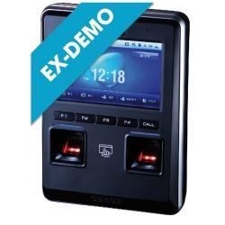 (ED) Smart-Card Reader with Double Fingerprint Sensor and Face Recognition