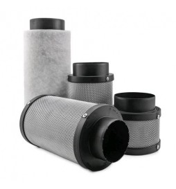 copy of Airontek Airon-filters - Activated carbon filter (Ø100mm - flow rate 300 m³ / h)