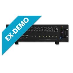 (ED) Amplificatore P.A. con Controllo a 5 Zone