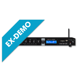 (ED) Preamplifier with Bluetooth, Mixer, Audio Player and FM Radio