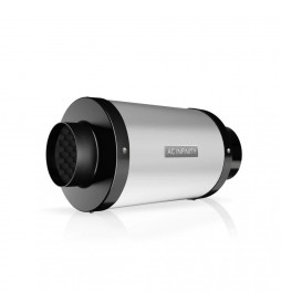 AC Infinity - Silencer for in-line extractors (∅100mm)