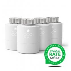 Tado° Quattro Pack - 4 Additional Smart Thermostatic Heads