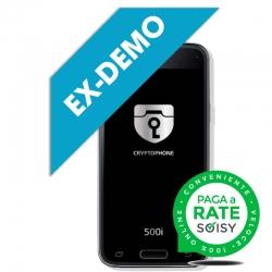 (ED) Encrypted Smartphone