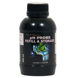 Growth technology - soluzione mantenimento elettrodi (refill and storage) 300 ml - kcl