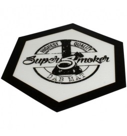 Supersmoker - Tappetino In Silicone 13cm
