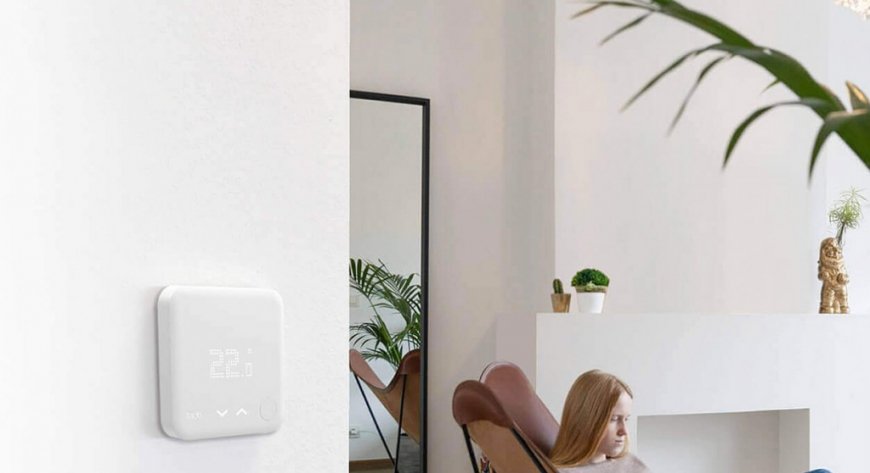 Smart thermostat: save energy and optimize comfort!